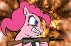 Pinkie gets AK-47