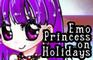 Emo Princess on Holidays