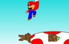 Mario fights Mokujin
