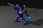 Drill-Arm Gun-Hand