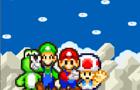 Super Mario Bros SMASH E1