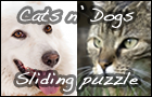 Catsn'Dogs Sliding Puzzle