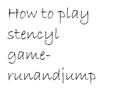 RunAndJump game, play tut