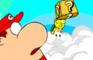 Mario Takes Flight!