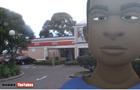 Siggas angry outside KFC