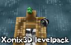 Xonix 3D - Levels pack