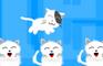 KittenJumpingOnaKitten