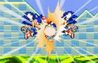 Sonic v.s Fleetway Sonic