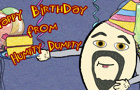 Happy Birthday by Humpty
