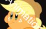 Applejack Kirby Animation