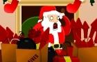 Santa! Happy New Year!