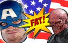 Realistic Captain America