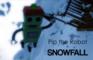 Pip the Robot: Snowfall