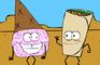 Ice Cream & Burrito
