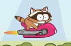 Crazy Raccoon
