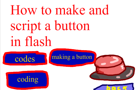 how to make a button