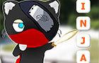 Crossword Ninja Cat