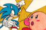 Sonic Vs Kirby