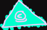 RIP triangle clock