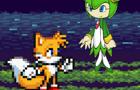 Sonic Battle XC OPENING