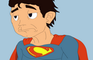 Superman realizes sumthin
