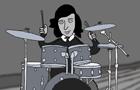 Anne Frank's Drum Kit