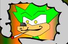 sonic the weedhog
