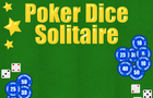 Poker Dice Solitaire