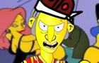 Mr Burns A Rapper