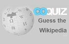 CoQuiz Guess Wikipedia