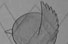 Bouncing Bird Animation