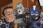 Gears Of War Parody
