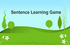 Sentence Learning Game