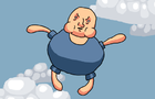 Flying Fat Guy