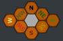 8-puzzle: Hex