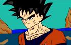 DBZ Goku VS Freezer