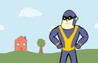 Greg the Superhero