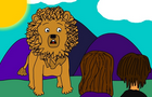 Christlan the Jesus Lion