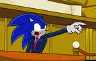 Sonic &...Phoenix Wright?