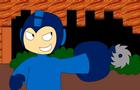 Mega- Man Vs. Wood- Man