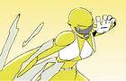 Power Rangers! Yellow