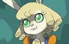 Little Bunny Foo Foo: No Evil 008
