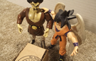 DBZ: Goku Gets a Package