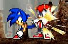 Mighty vs. Sonic2