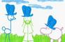 Ostrich, Hippo & Jesus on Grass: Tha Moovy!