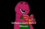Barney Commercial #2 - Diseases
