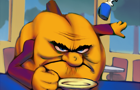 Hungry Pumkin