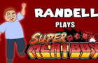 Randell and Super Meatboy