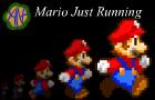 Mario Just Running