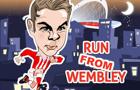 Run from Wembley
